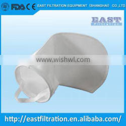 water filter bag for high viscosity liquid filling machine