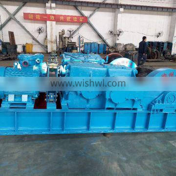multi function mining electric winch