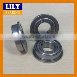 High Performance 2Mm And 5Mm Flanged Ball Bearing