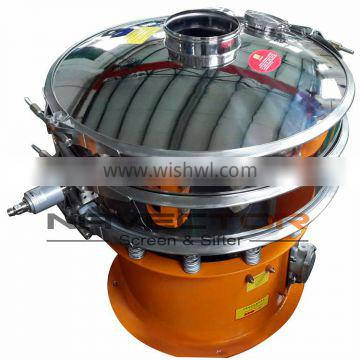 best sale vibrating screen for food and medicine
