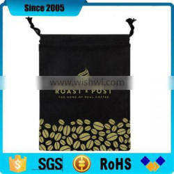 Custom cheap cotton bag with drawstring for packaging