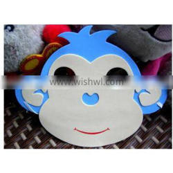 15052004 High Quality Halloween Party EVA Material Monkey animal mask ( monkey mask )