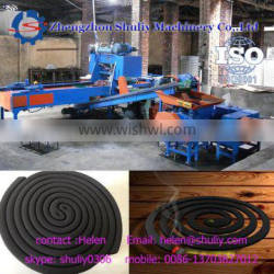 Paper mosquito repellent incense moulding machine whatsapp: 0086 13703827012