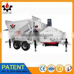 SDDOM MB1200 concrete batching plant for sale applicated in construction