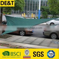 Long lifetime waterproof shade sails, export sun shade net for cyprus, plant support nets plant proetct net