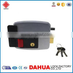 New design remote control electric door lock with high quality