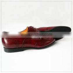 British Men leather dressing Shoes