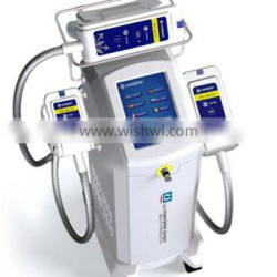 2014 new cooling massager face, body ice freezing coolplas slimming body machine for cellutie reduce weight loss
