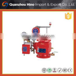 Fire Fighting Wet Alarm valve and fire fighting valve