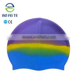New products looking for distributor design your own swim cap sports printing silicone swim cap