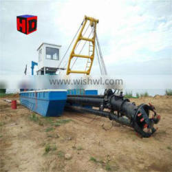 Effective and Powerful Dredging Machine Sand Dredger