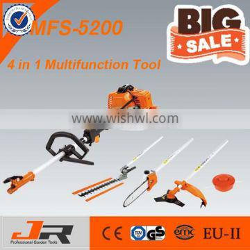 hot new products for 2015 garden tool 52cc multi function tool