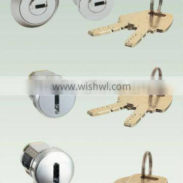 Japanese high security Industrial lock and anticrime designed key