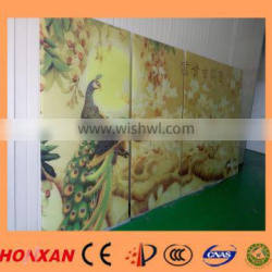 Newest Crystal Infrared Heating Panel heaters Electric Wall Mounted Panel Heater