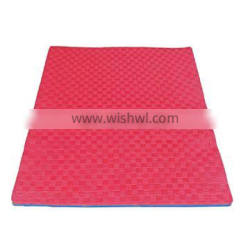 T Pattern Red Color Eva Judo Floor Mat 4cm