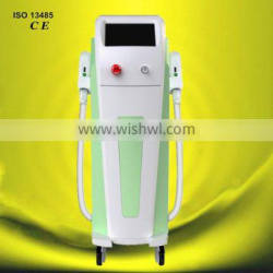 New promotion shr hair removal opt e-light beauty machine