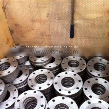 din 2632 st37.2 forged welding neck flange