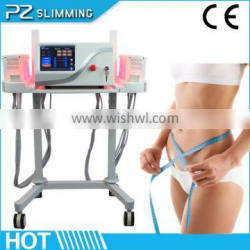 Fat loss 3-10 cm One Treatment Dual Wave Diode Lipo Laser Machine Most Popular In USA