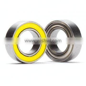 High temperature bearing 6205ZZ 300 degree using special steel black color