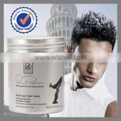 Private label OEM professional hair wax for men use