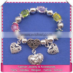 Cheap diy bracelet, hot sale bulk charm bracelets