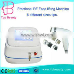 portable Fractional RF acne scars anti ageing treatment beauty machine
