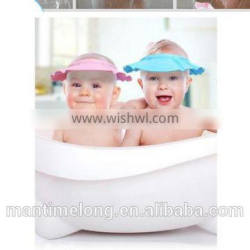Baby Shampoo Shower Cap baby bath cap baby shower hat