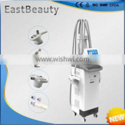 Vacuum suction 635nm diode laser massage