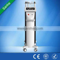 Superficial Fractional RF Needle Scar Removal Beauty Machine with Cryo Cooling System