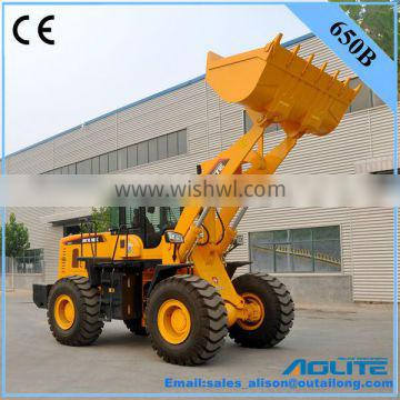 mini front loader with 45mm bucket arm width