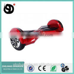 8 inch 2 wheel adult electric scooter self balance electric scooter