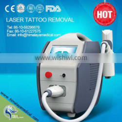 Q Switch Laser Tattoo Removal 1064nm 532nm Nd Yag Laser Tattoo Removal Machine For Sale Q Switched Laser Machine