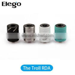 2015 Hot electronic cigarette the troll rda atomizer from Elego