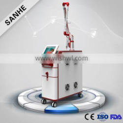 1064nm 532nm 1320nm oem/odm service nd yag laser q switched tattoo removal price