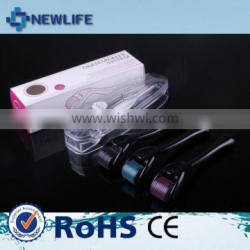 NL-DRS540 Funtional DNS 4 colors replaceable+microneedle inject beauty equipment