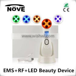 2016 New products 2016 reduce appearance of fine lines and wrinkles RF anti cellulite device