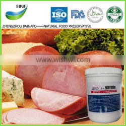 Natural FDA approved Antimicrobial Agent for Meat/Sausage