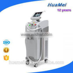 Huamei OEM ODM 808nm Diode Laser Hair Removal beauty equipment