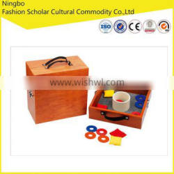 new product custom design washer toss game set