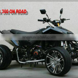 300cc on road ATV with CST tires