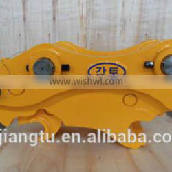 jt-10 quick hitch COUPLER for RX305 AND 30 TONS EXCAVATOR made in china cheap and good quality
