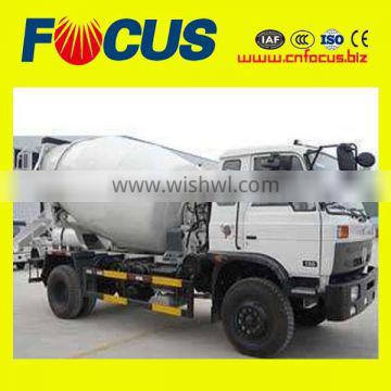 Best Sale small mix volume LHD/RHD 6m3 ready mix concrete truck for sale