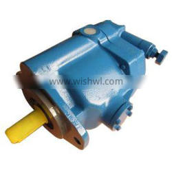 Pvh074r02aa10e252004001af1ae010a 140cc Displacement Vickers Pvh Hydraulic Piston Pump Splined Shaft