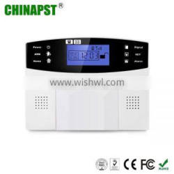 New Model Spanish/Russian / France / Czech / Polish Voice prompt 99 Wireless & 7 Wired mobile call gsm alarm system PST-GA997CQN