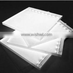 Poland booth panel display light guide plate LGP panel display led light panel