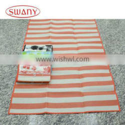 Fine quality With Custom Logo pp lamination woven beach mat