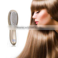 Health care hair regrowth comb,plastic comb, laser comb with removable washable water tank ,