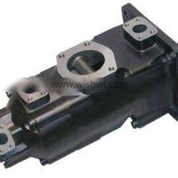 P6p7r1c9a2a00 Denison Hydraulic Piston Pump 107cc Splined Shaft