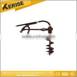 2015 new cheaper post hole digger auger drill