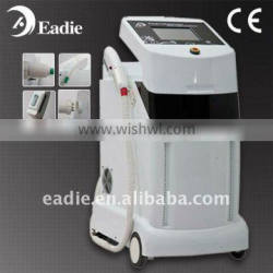 1-50J/cm2 E-Light(IPL+RF) Hair Removal And Skin Care Machine(CE Approved) Multifunction